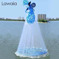 <b>Lawaia</b> Fish Net Automatic Folding Shrimp Cage Cast Nets ...