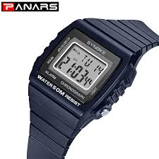 PANARS Men Watch <b>Outdoor Sport</b> 3Bar Waterproof Watches Alarm ...