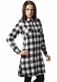 <b>Рубашка</b>-платье <b>Urban Classics</b> - Основная одежда во ...
