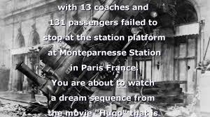 「Montparnasse derailment」の画像検索結果