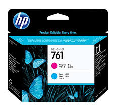 <b>HP 761</b> (CH646A) <b>Magenta</b>/<b>Cyan Designjet</b> Printhead - Buy Online ...