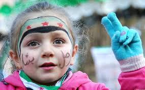 Bildergebnis für kinder kriegsfoto in syrien