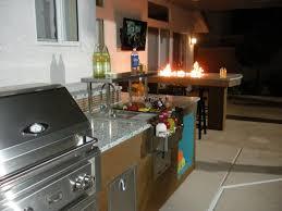 Countertop For Outdoor Kitchen Outdoor Kitchen Countertops Pictures Tips Expert Ideas Hgtv