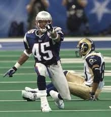 Otis Smith New England Patriots