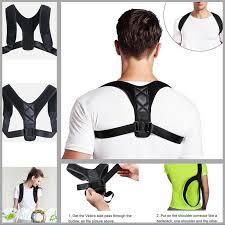 <b>Back Correction Belt Breathable</b> Anti humpback Back Correction ...