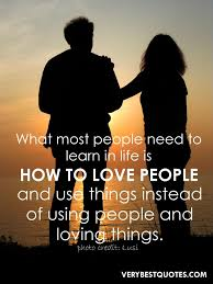 Beautiful picture quotes about Love ~ What most people need to ... via Relatably.com