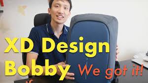 <b>XD Design Bobby Compact</b> Backpack - We got it! - YouTube