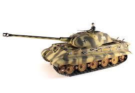 <b>Радиоуправляемый танк Taigen King</b> Tiger IR RC Tank 1:16 Metal ...