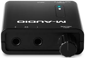 <b>M</b>-<b>Audio Bass Traveler</b> – портативный <b>усилитель</b> для наушников ...