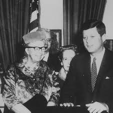 women s rights eleanor roosevelt and john f kennedy president s commission on the status of women