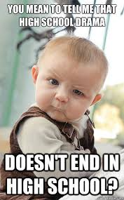 skeptical baby memes | quickmeme via Relatably.com