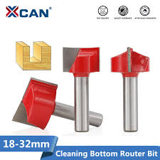 Super Promo #4a389 - <b>XCAN Bottom Cleaning</b> Router Bit 1pc 8mm ...