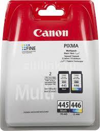 Купить <b>Картридж CANON PG-445/CL-446</b>, многоцветный ...