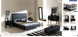 Modern Bedroom Set Modern Bedroom Furniture And Platform Beds In Ottawa Leather Bed