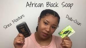 <b>African Black</b> Soap  <b>Shea Moisture</b> vs. Dudu-Osun - YouTube