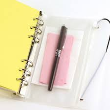 <b>notepad</b> pvc <b>paper</b> bag <b>a5 a6</b> a7 <b>b5</b> | Shopee Singapore