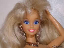 Výsledek obrázku pro sparkle eyes barbie