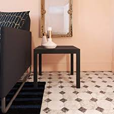 Black - End Tables / Tables: Home & Kitchen - Amazon.com