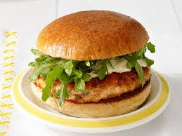 <b>Perfect Salmon</b> Burgers Recipe | Food Network Kitchen | Food ...