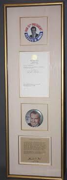 nixon resignation letter informatin for letter anniversary commemorative resignation letter signed by president