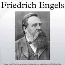 Image result for Friedrich engels