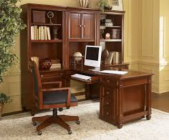 wood home office cherry wood home office
