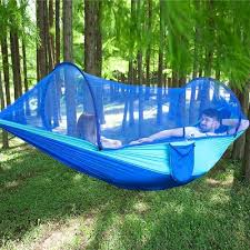 Automatic Quick Opening With Mosquito Net Hammock 250 x ...