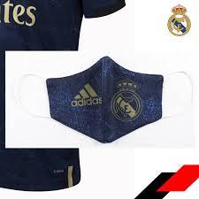 <b>Real Madrid blue</b> mask -Foot Dealer- Real Madrid protective mask