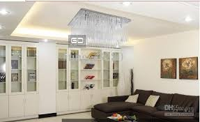 modern minimalist ceiling lamps crystal lamps bedroom lamps luxurious living room restaurant lighting ceiling lighting living room