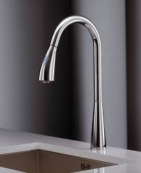 Ratings For Kitchen Faucets The Modern Kitchen Faucets Is Minimalist And Pure Design With