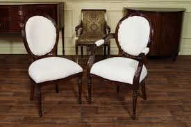 Round Back Dining Room Chairs Carving Wood Round Back Chair For Dining Room Set Decofurnish