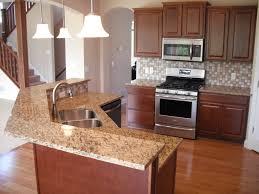 Kitchen Islands With Granite Countertops Two Tier Kitchen Island Ideas St Cecilia Dark 2 Tiered Granite