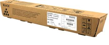 <b>Картридж Ricoh MP</b> C5501 черный для принтера <b>Ricoh</b> ...
