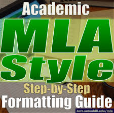 MLA Format Papers  Step by step Instructions for Writing Research     Jerz s Literacy Weblog mla style