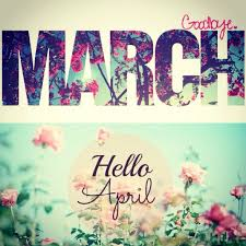 Image result for march/april