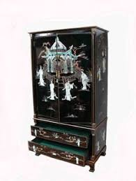 chinese lacquered mother of pearl wardrobe oriental furniture ebay67900 amazoncom oriental furniture korean antique style liquor