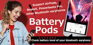 Battery Pods for AirPods battery - Apps on Google Play