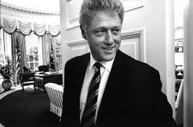americans love their conservative presidents bill clinton oval office