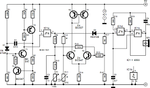 simple purpose alarm   electronic circuits diagram