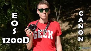 <b>Canon EOS</b> 1200D: обзор зеркального <b>фотоаппарата</b> - YouTube