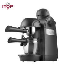 ITOP Электрический 5 баров Кофеварка <b>капучино</b> эспрессо кофе ...