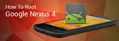 How To Root Google Nexus 4 & Install ClockworkMod Recovery