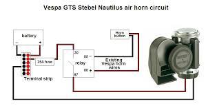 auto horn wiring diagram auto wiring diagrams