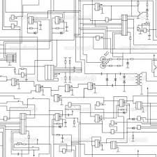 wiring diagrams and symbols electrical industry network car exclusive wiring diagram yamaha vector picture