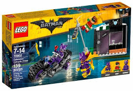 <b>Конструктор LEGO</b> The <b>Batman Movie</b> 70902 Погоня за ...