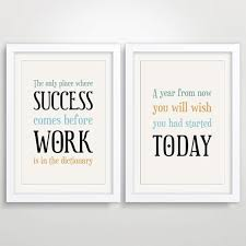 large office decor typography posters inspirational quote art motivational print large wall art art for office walls