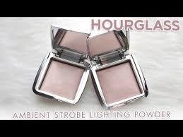 Review & Swatches: <b>HOURGLASS</b> Ambient <b>Strobe</b> Lighting ...