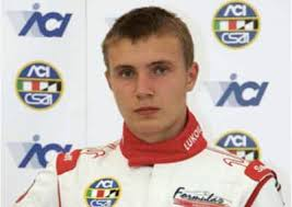 READY TO RACE: Russian teen Sergey Sirotkin is ready to make his F1 debut for team Sauber in 2014. Image: Twitter - d3a26d9afddb4090bf78c1237e6a1a2a