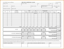 8 travel expense form expense report expense account form sample travel expense form