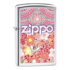 <b>Зажигалка</b> ZIPPO Classic с покрытием <b>High Polish Chrome</b> ...
